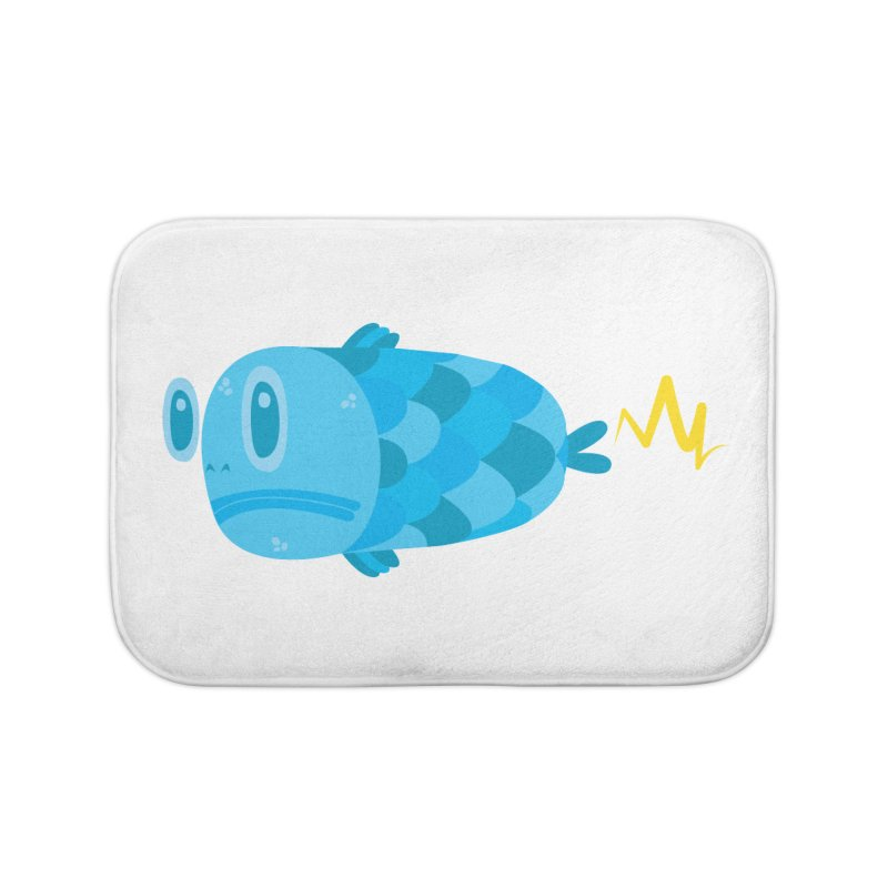 FISSSH! Home Bath Mat by Ismewayoflife