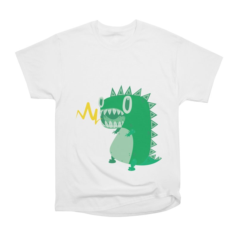 RAWRRR! Men's Heavyweight T-Shirt by Ismewayoflife