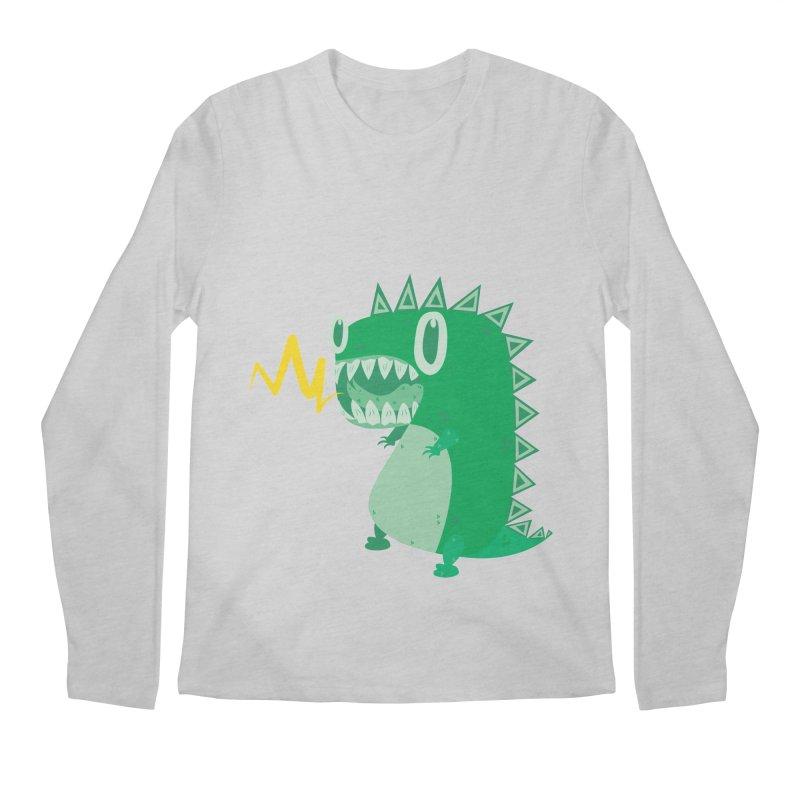 RAWRRR! Men's Longsleeve T-Shirt by Ismewayoflife
