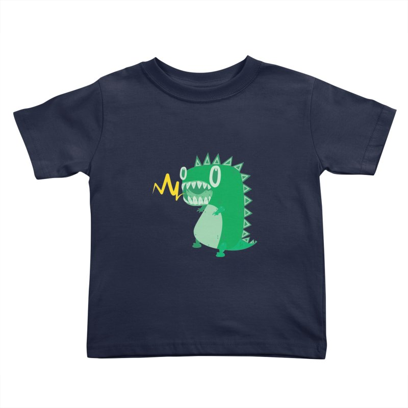 RAWRRR! Kids Toddler T-Shirt by Ismewayoflife
