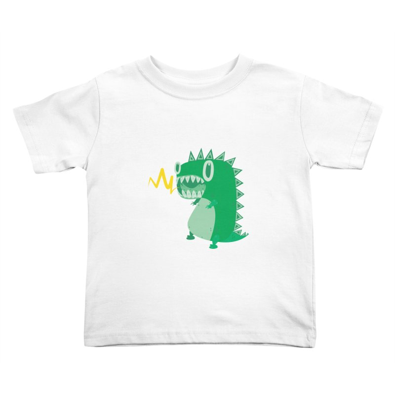 RAWRRR! Kids Toddler T-Shirt by Ismewayoflife