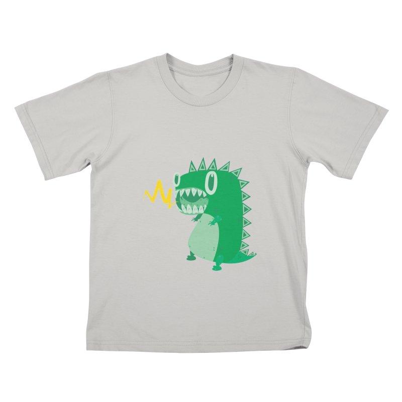 RAWRRR! Kids T-shirt by Ismewayoflife