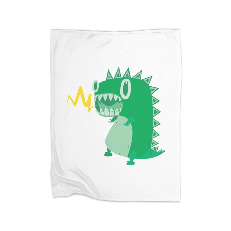 RAWRRR! Home Blanket by Ismewayoflife