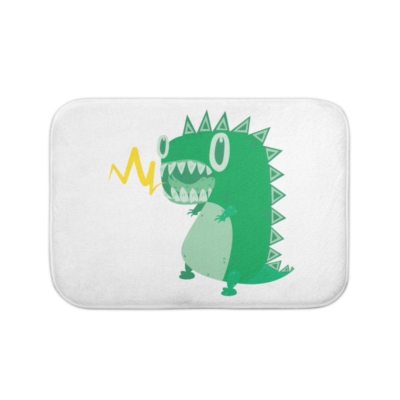 RAWRRR! Home Bath Mat by Ismewayoflife