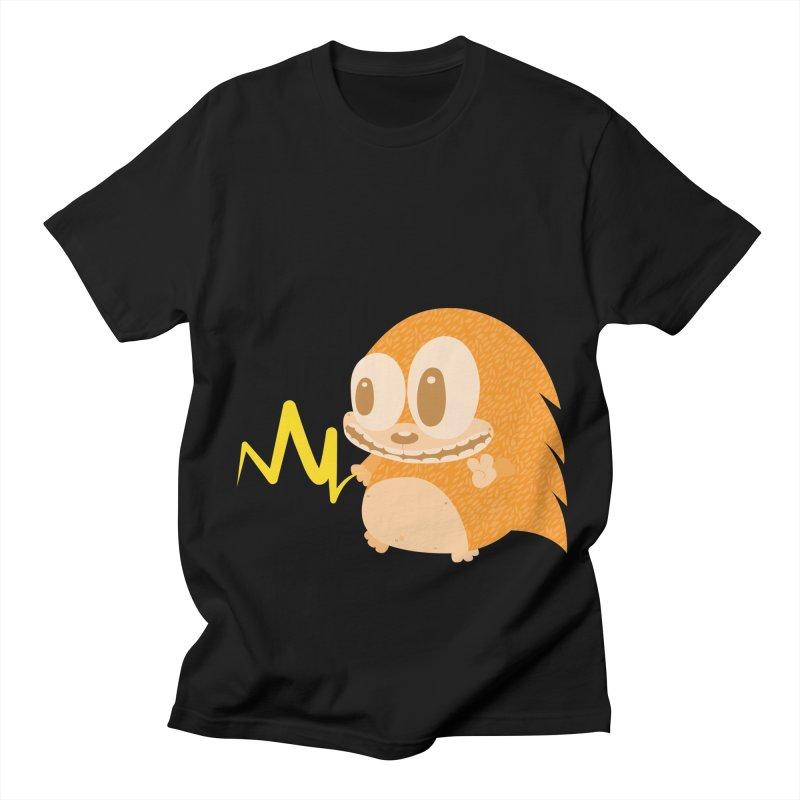 Piak! Piak! Piakupine! Men's T-shirt by Ismewayoflife