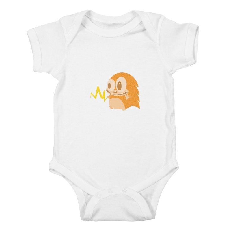 Piak! Piak! Piakupine! Kids Baby Bodysuit by Ismewayoflife