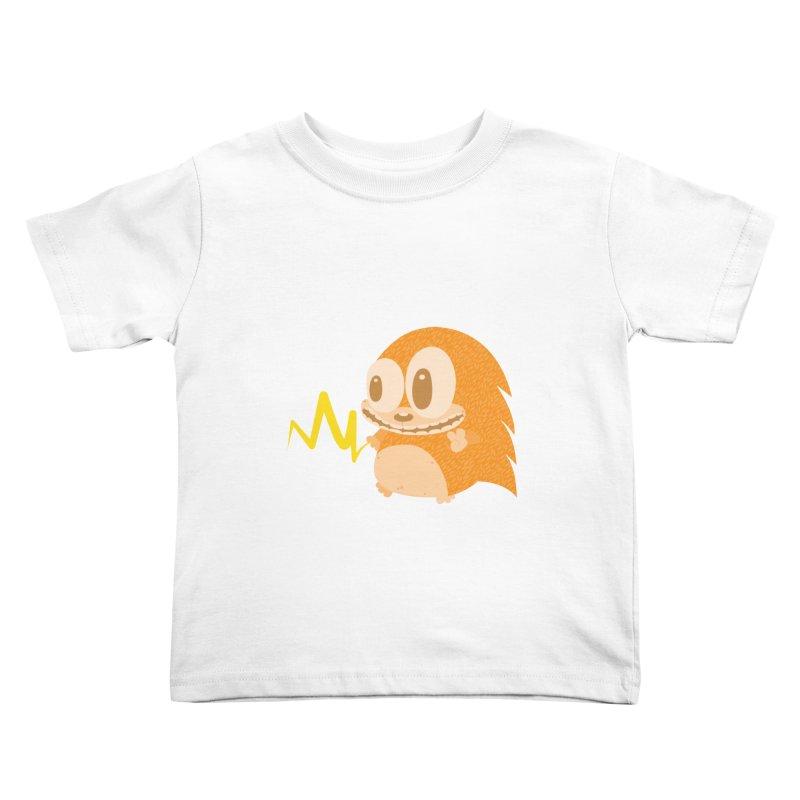 Piak! Piak! Piakupine! Kids Toddler T-Shirt by Ismewayoflife
