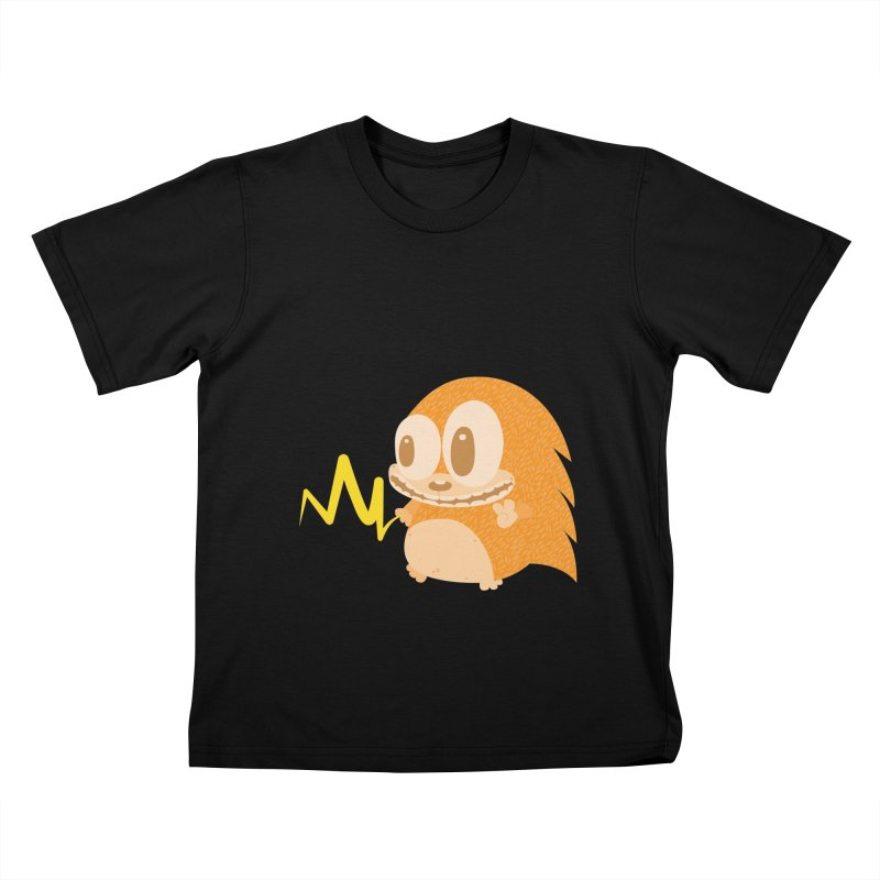 Piak! Piak! Piakupine! Kids T-shirt by Ismewayoflife