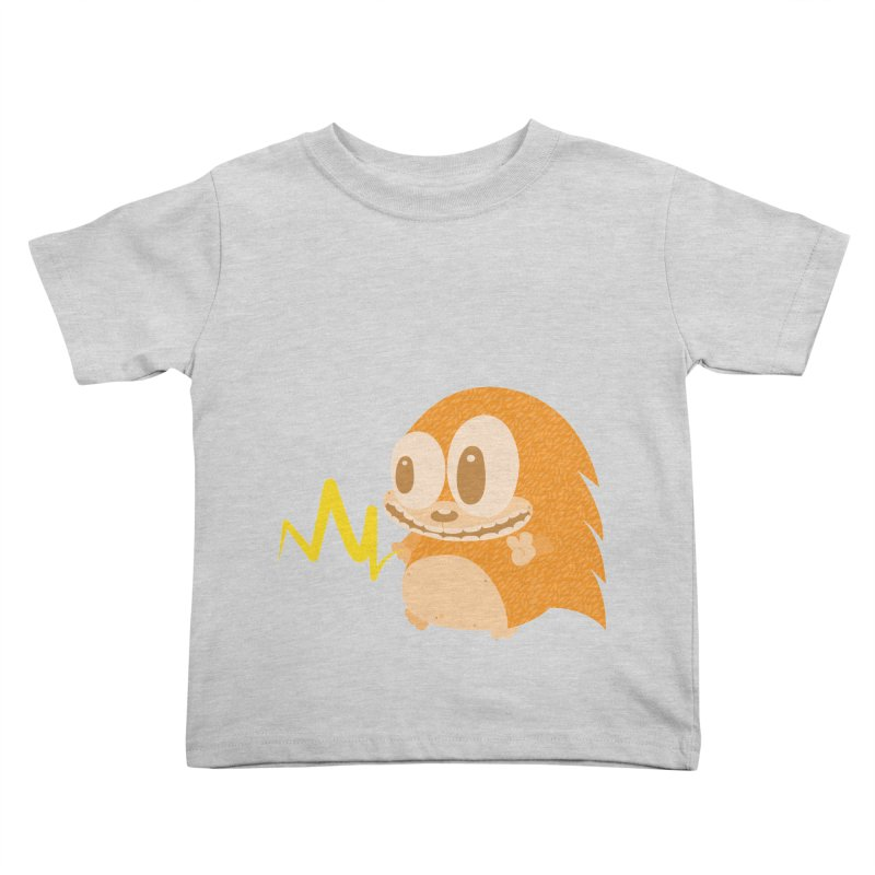 Piak! Piak! Piakupine! Kids Toddler T-Shirt by Ismewayoflife