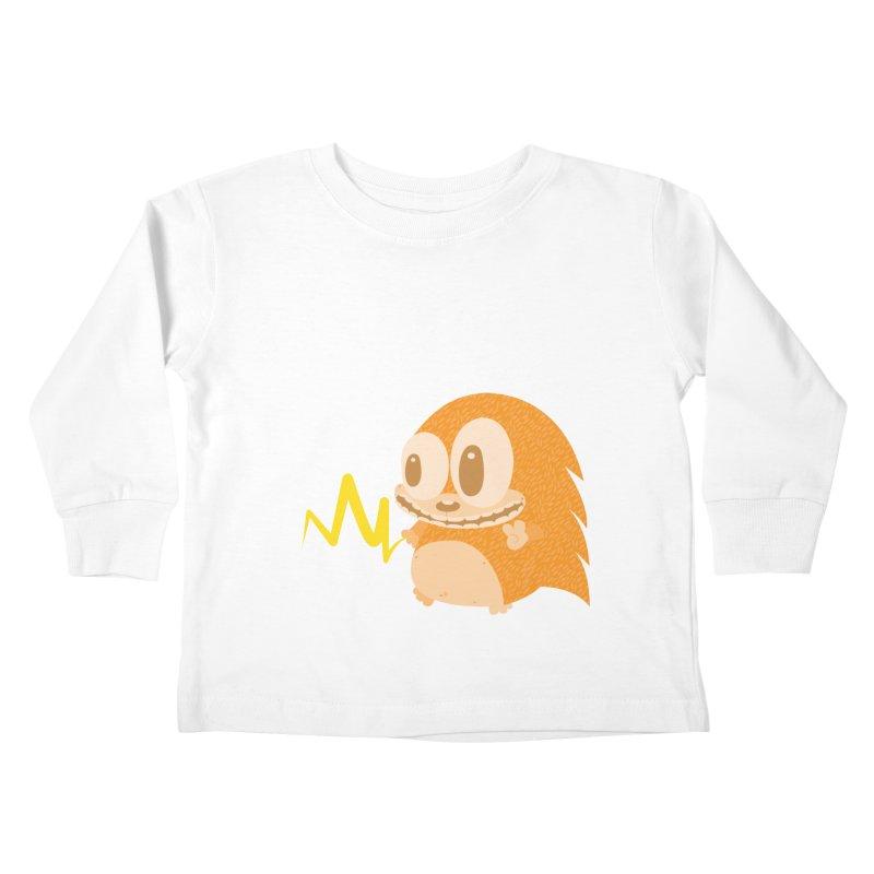 Piak! Piak! Piakupine! Kids Toddler Longsleeve T-Shirt by Ismewayoflife