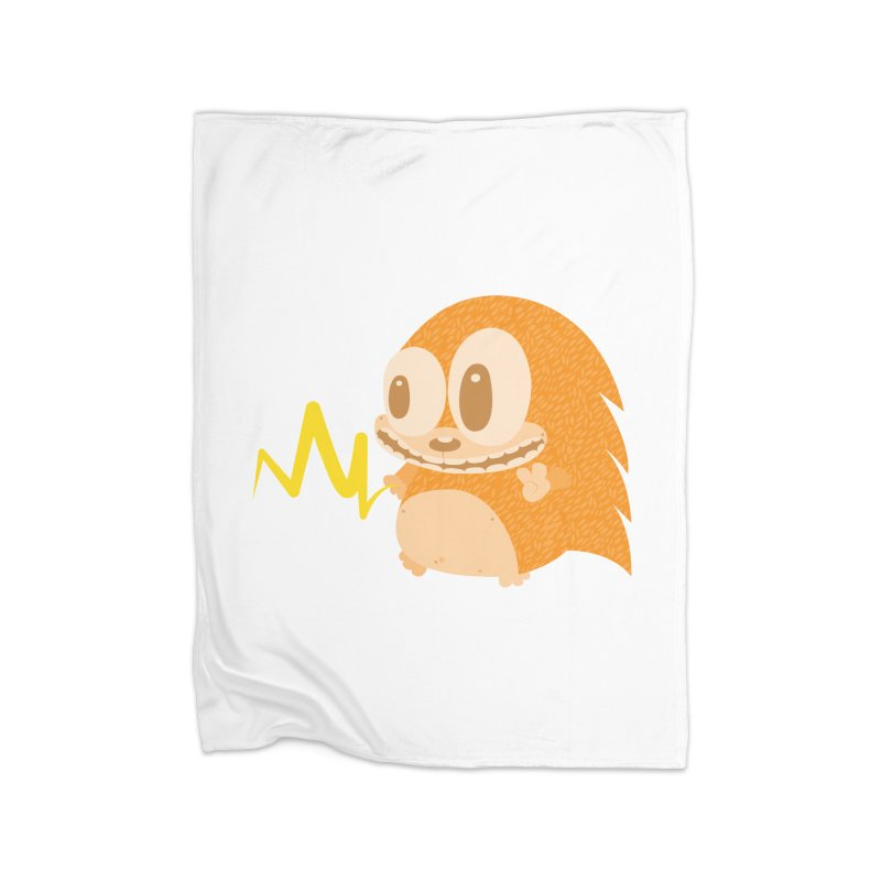 Piak! Piak! Piakupine! Home Blanket by Ismewayoflife