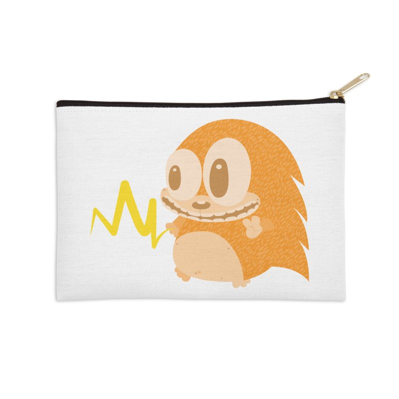 Piak! Piak! Piakupine! Accessories Zip Pouch by Ismewayoflife