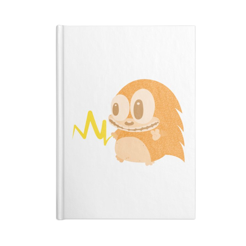 Piak! Piak! Piakupine! Accessories Notebook by Ismewayoflife
