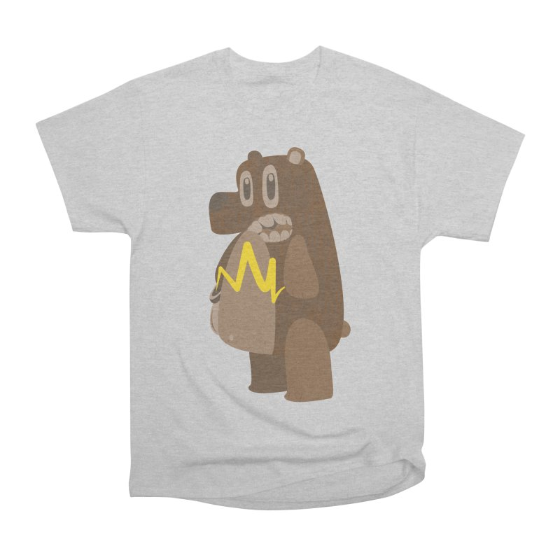 BeaRRR! Men's Heavyweight T-Shirt by Ismewayoflife