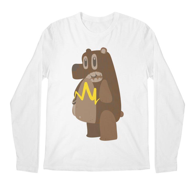 BeaRRR! Men's Longsleeve T-Shirt by Ismewayoflife