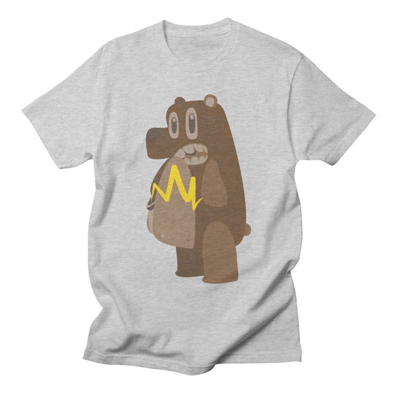 BeaRRR! Men's T-shirt by Ismewayoflife