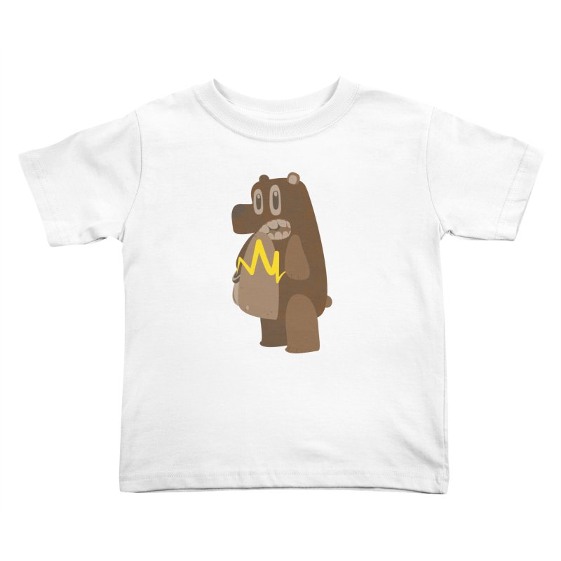 BeaRRR! Kids Toddler T-Shirt by Ismewayoflife