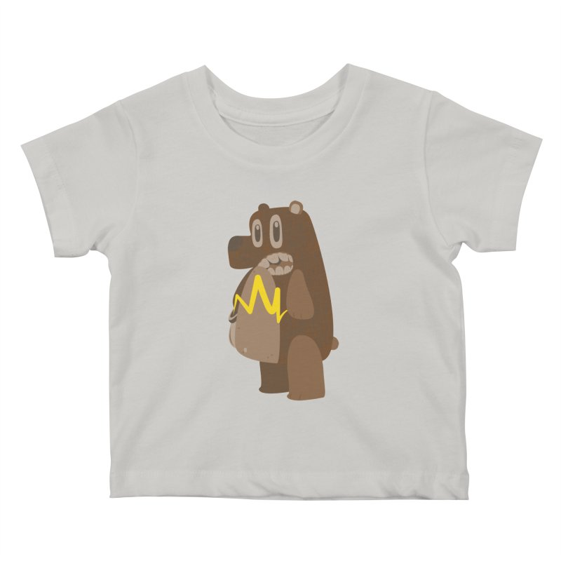 BeaRRR! Kids Baby T-Shirt by Ismewayoflife