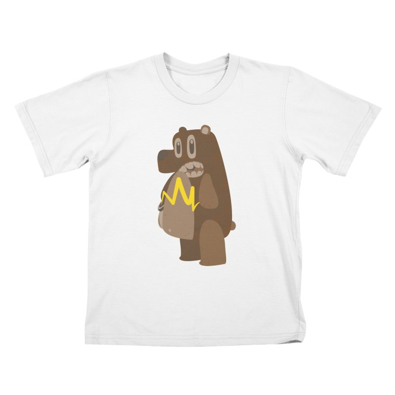 BeaRRR! Kids T-Shirt by Ismewayoflife