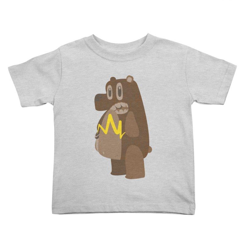 BeaRRR! Kids Toddler T-Shirt by Ismewayoflife