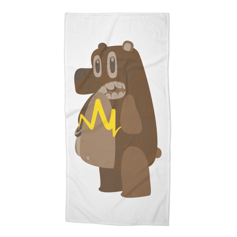 BeaRRR! Accessories Beach Towel by Ismewayoflife