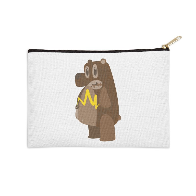 BeaRRR! Accessories Zip Pouch by Ismewayoflife