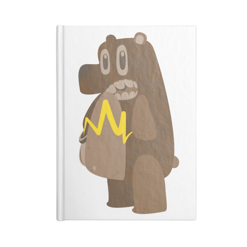 BeaRRR! Accessories Notebook by Ismewayoflife