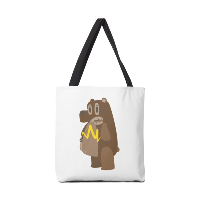 BeaRRR! Accessories Bag by Ismewayoflife