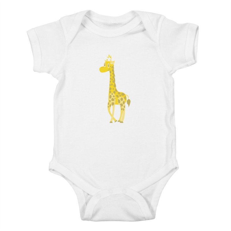 PaRRRty! Kids Baby Bodysuit by Ismewayoflife