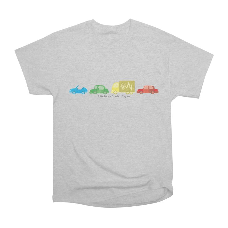 Inflexibility is Orderly in Disguise - Autisme Men's Classic T-Shirt by Ismewayoflife