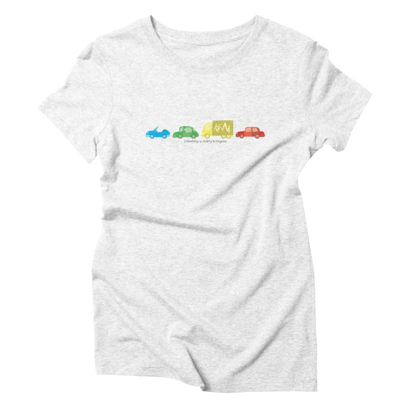 Inflexibility is Orderly in Disguise - Autisme Women's Triblend T-shirt by Ismewayoflife