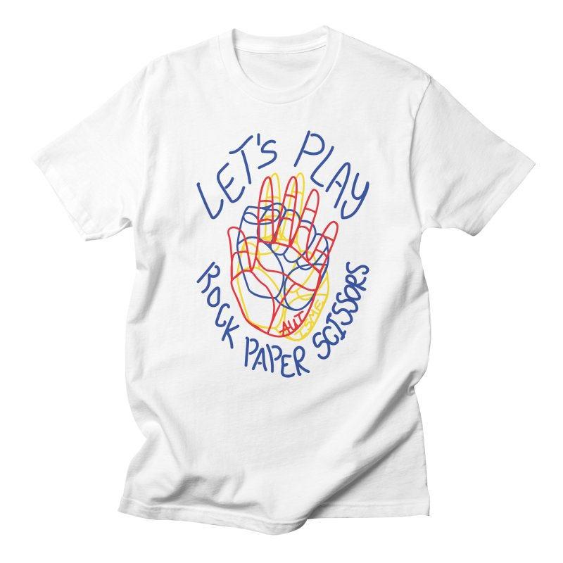 Let's Play! - Autisme Men's T-shirt by Ismewayoflife