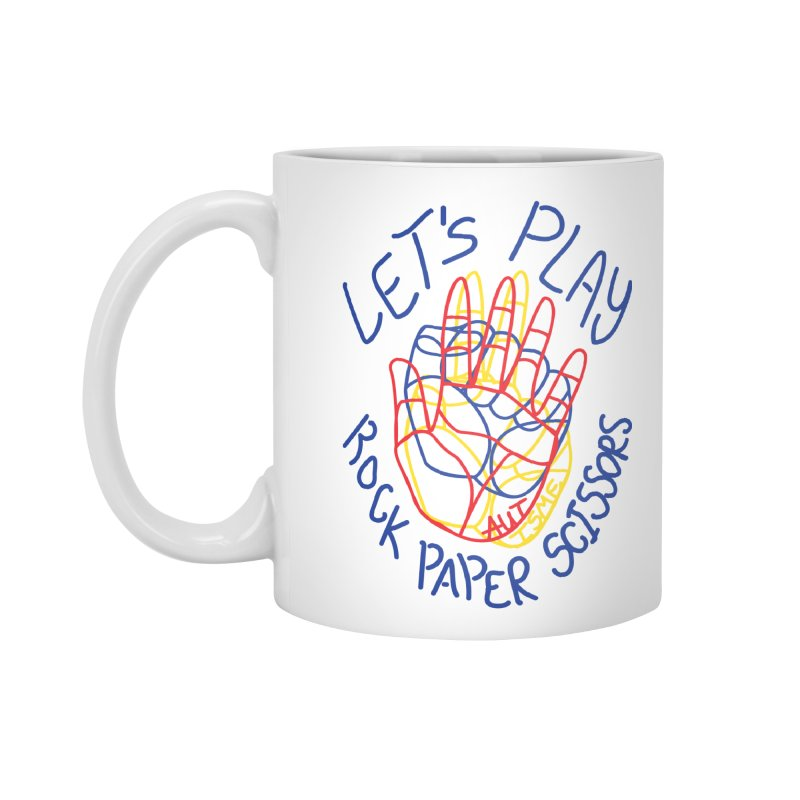 Let's Play! - Autisme Accessories Mug by Ismewayoflife