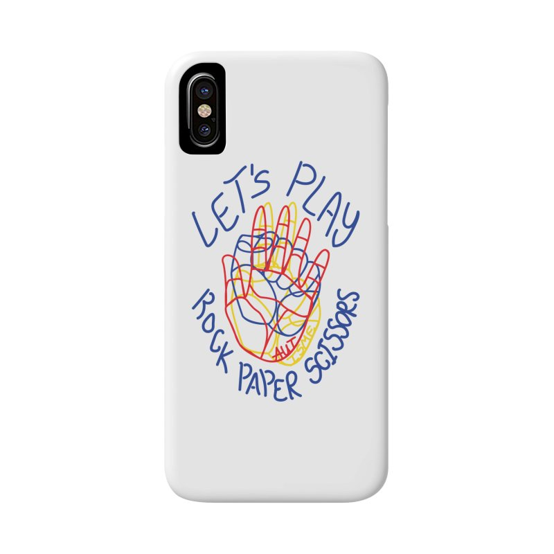 Let's Play! - Autisme Accessories Phone Case by Ismewayoflife