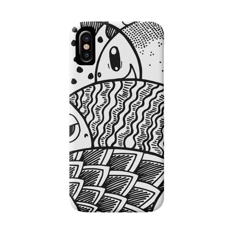 School of Patterns Accessories Phone Case by Ismewayoflife