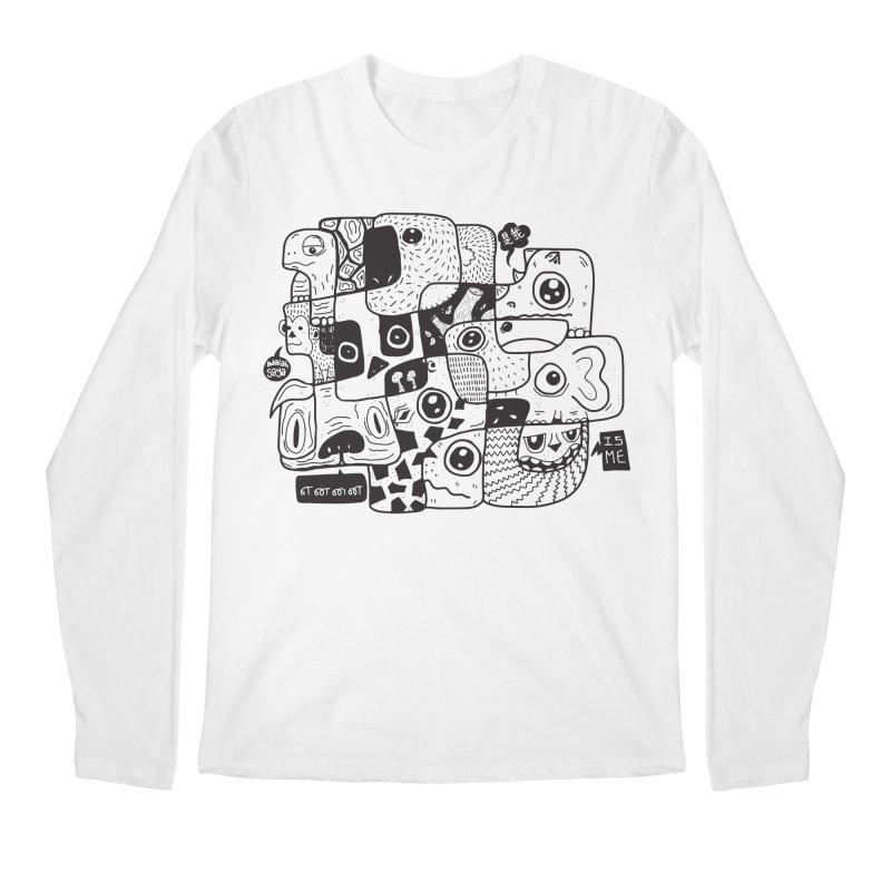Animal Kingdom Speak Up Men's Longsleeve T-Shirt by Ismewayoflife