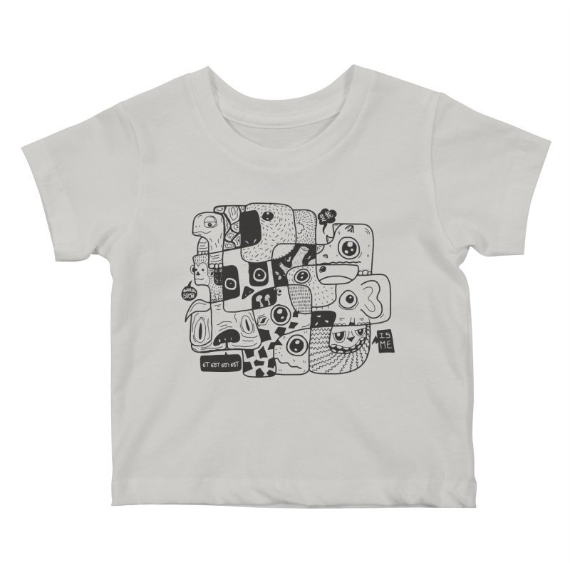 Animal Kingdom Speak Up Kids Baby T-Shirt by Ismewayoflife
