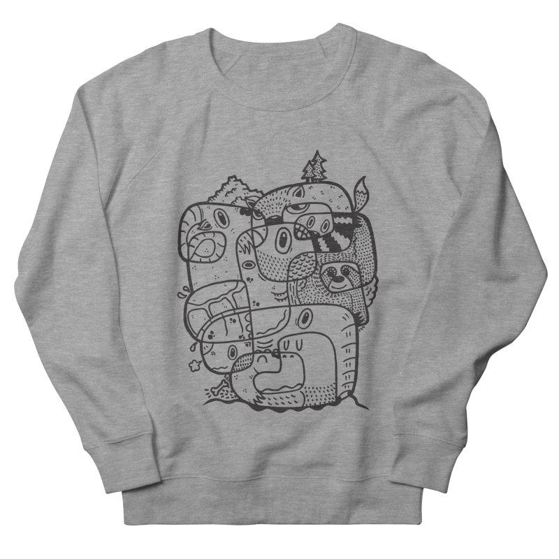 Wild & Free Men's Sweatshirt by Ismewayoflife