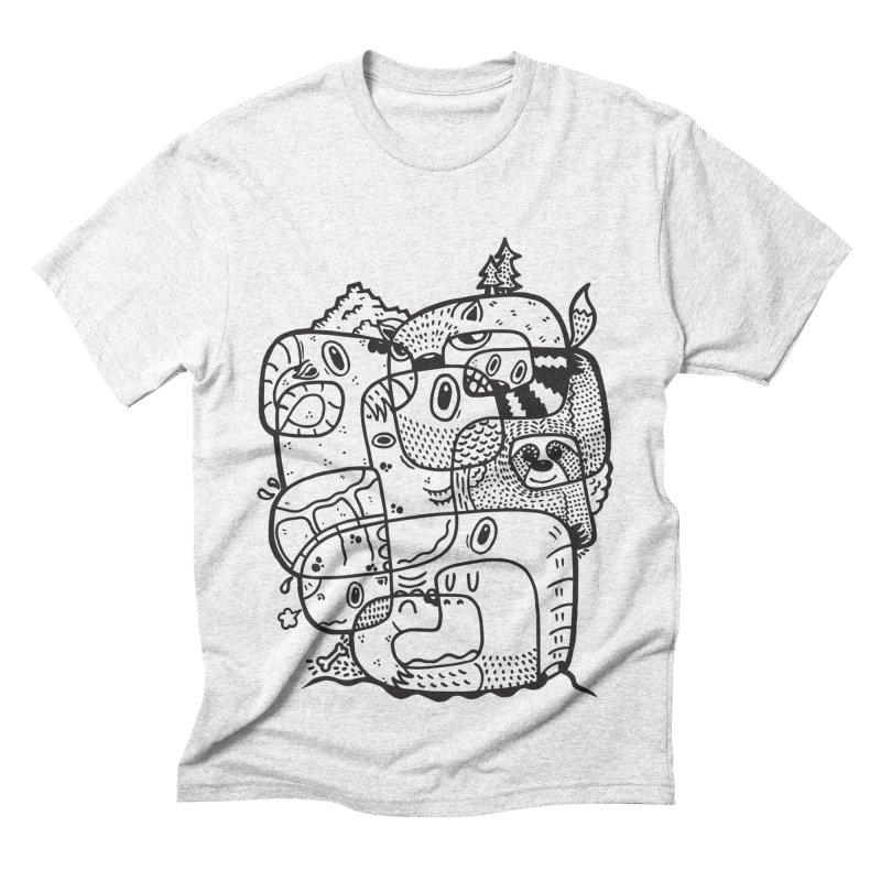 Wild & Free Men's Triblend T-shirt by Ismewayoflife