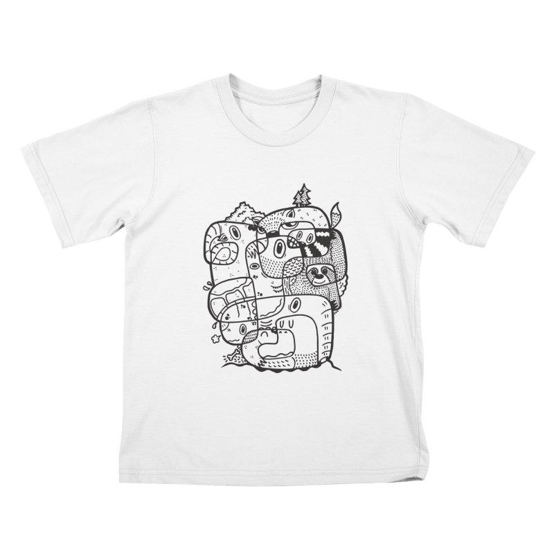 Wild & Free Kids T-shirt by Ismewayoflife