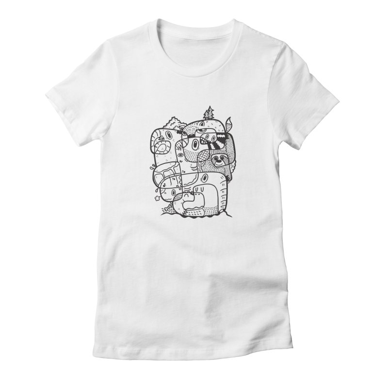 Wild & Free Women's T-Shirt by Ismewayoflife