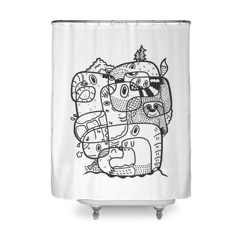 Wild & Free Home Shower Curtain by Ismewayoflife