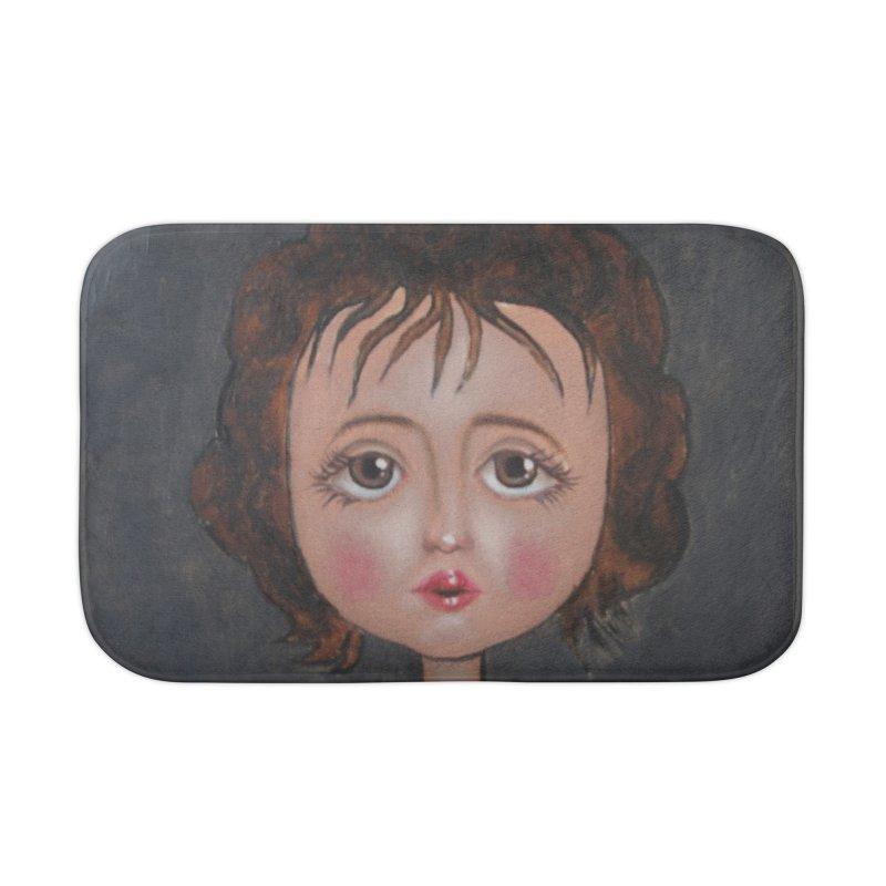 Inner Child. Home Bath Mat by Iythar's Artist Shop