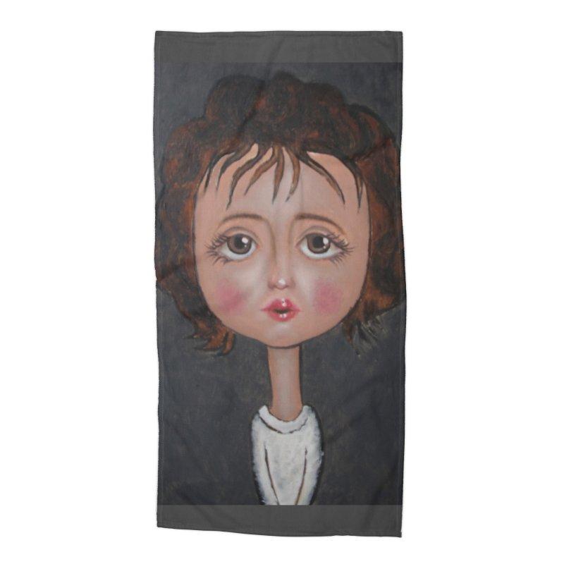 Inner Child. Accessories Beach Towel by Iythar's Artist Shop