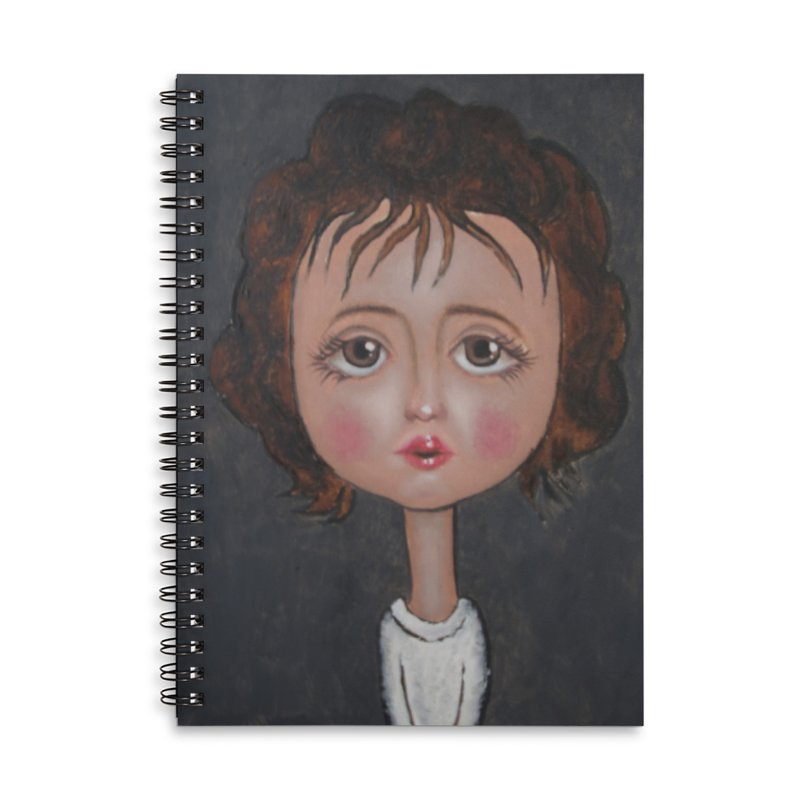 Inner Child. Accessories Notebook by Iythar's Artist Shop