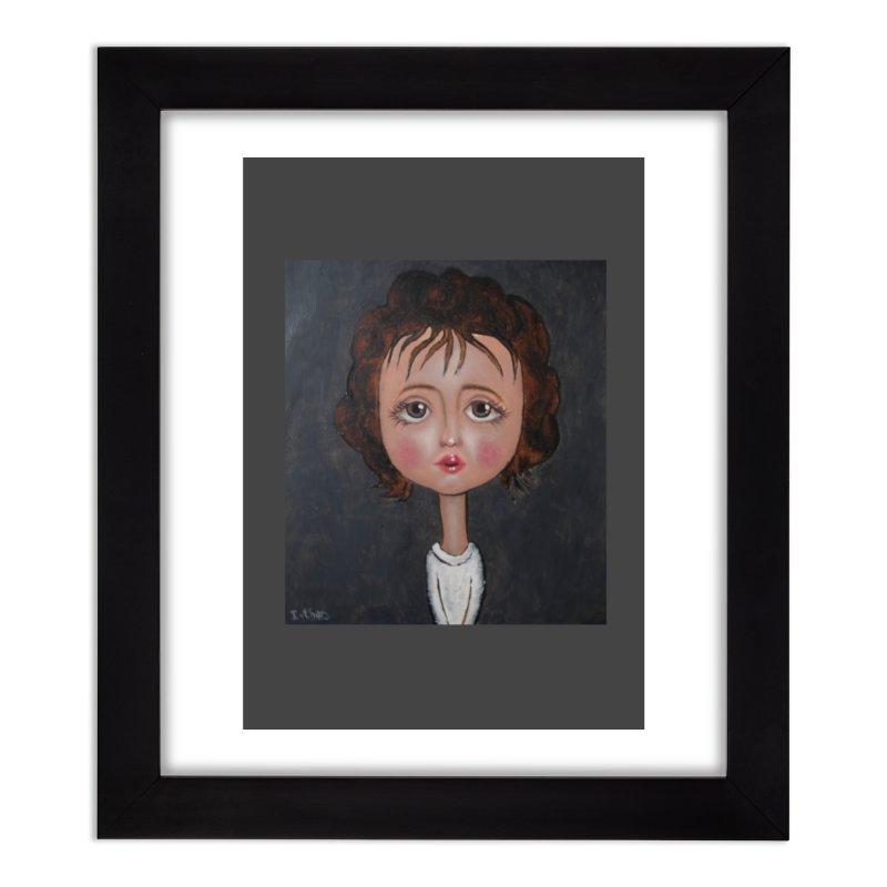 Inner Child. Home Framed Fine Art Print by Iythar's Artist Shop