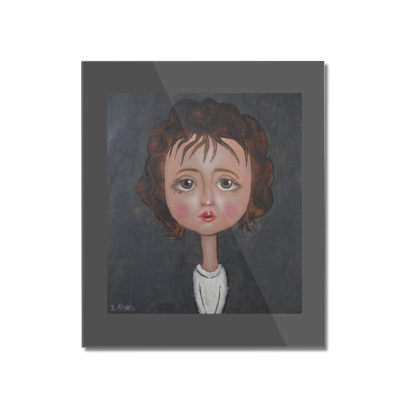 Inner Child. Home Mounted Acrylic Print by Iythar's Artist Shop
