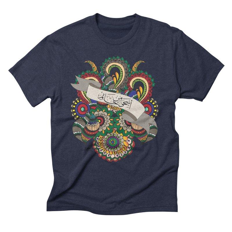 Askha_Min_Hatim Men's Triblend T-Shirt by Iythar's Artist Shop