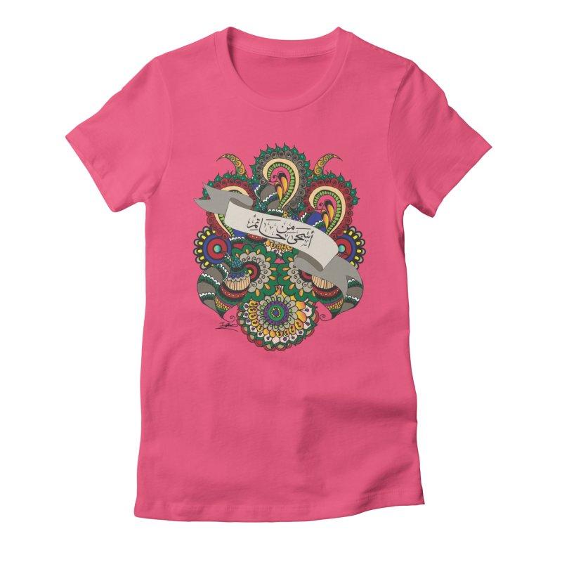 Askha_Min_Hatim Women's T-Shirt by Iythar's Artist Shop