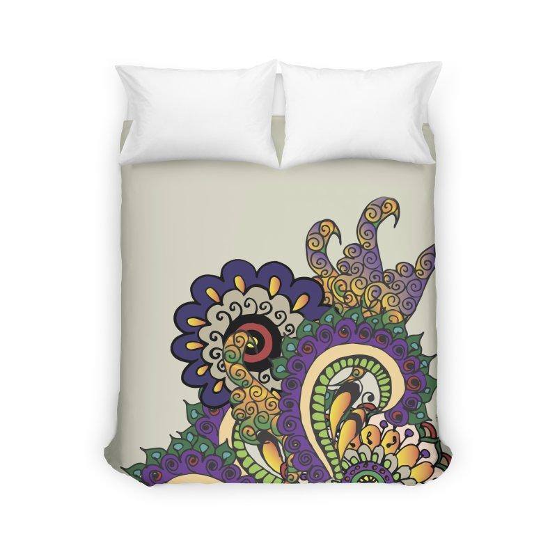 Sea Coral Home Duvet by Iythar's Artist Shop